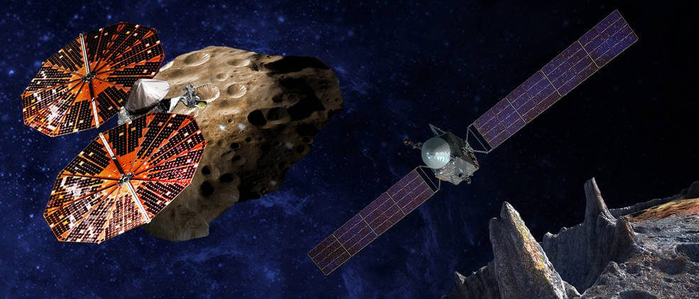 Lucy and Psyche get the nod for NASA Discovery missions