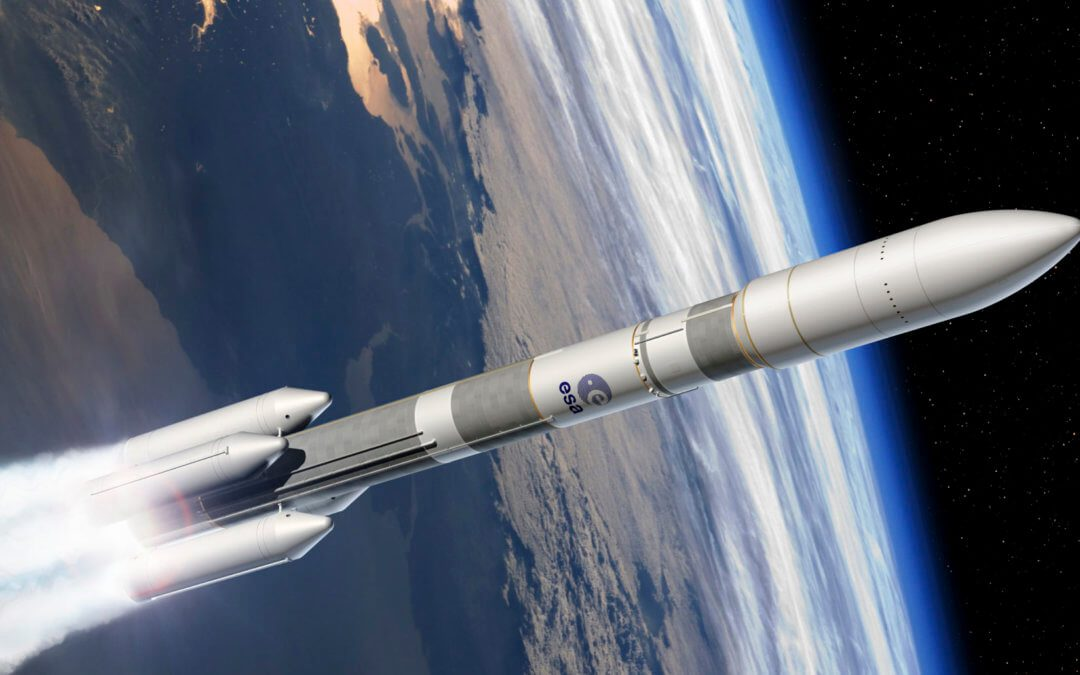 European countries will be pressured by EU into flying Arianespace rockets