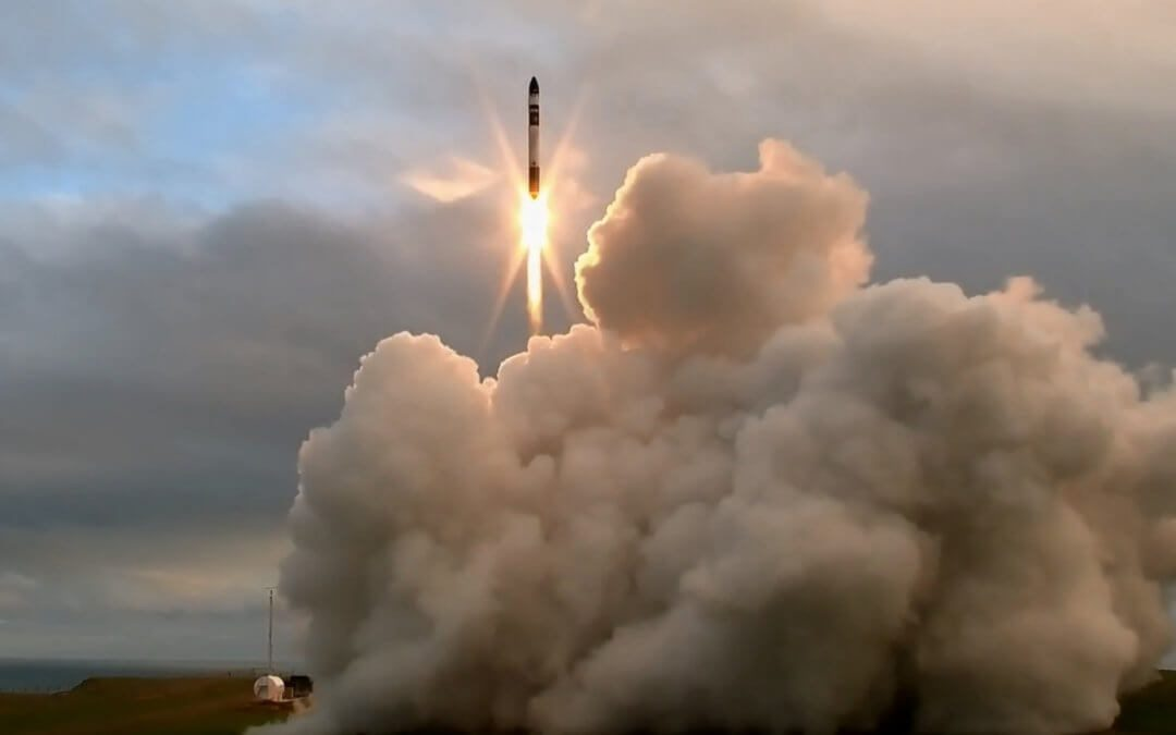 Maiden flight of Rocket Lab's Electron rocket suffers failure