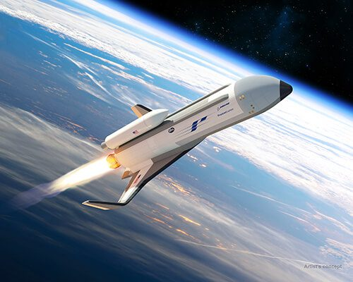 Boeing and Aerojet Rocketdyne to build DARPA two stage reusable spaceplane