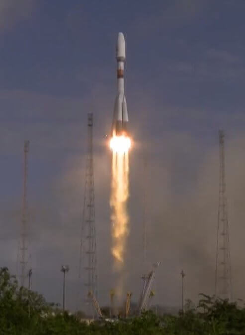 Unusual Soyuz rocket launch used to send SES-15 comsat towards GEO