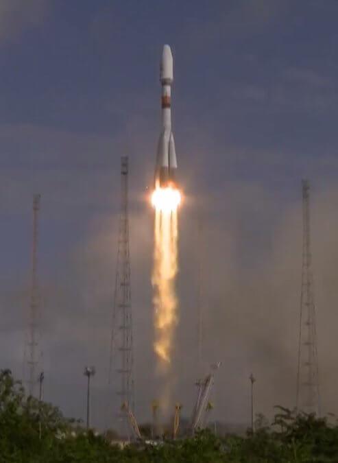Unusual Soyuz rocket launch used to send SES-15 comsat towards GEO