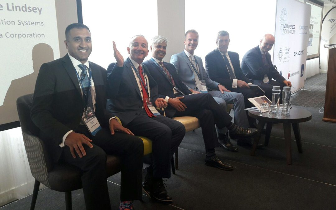 WSRF London: Safety assessment, space debris and Ariane jests dominate proceedings