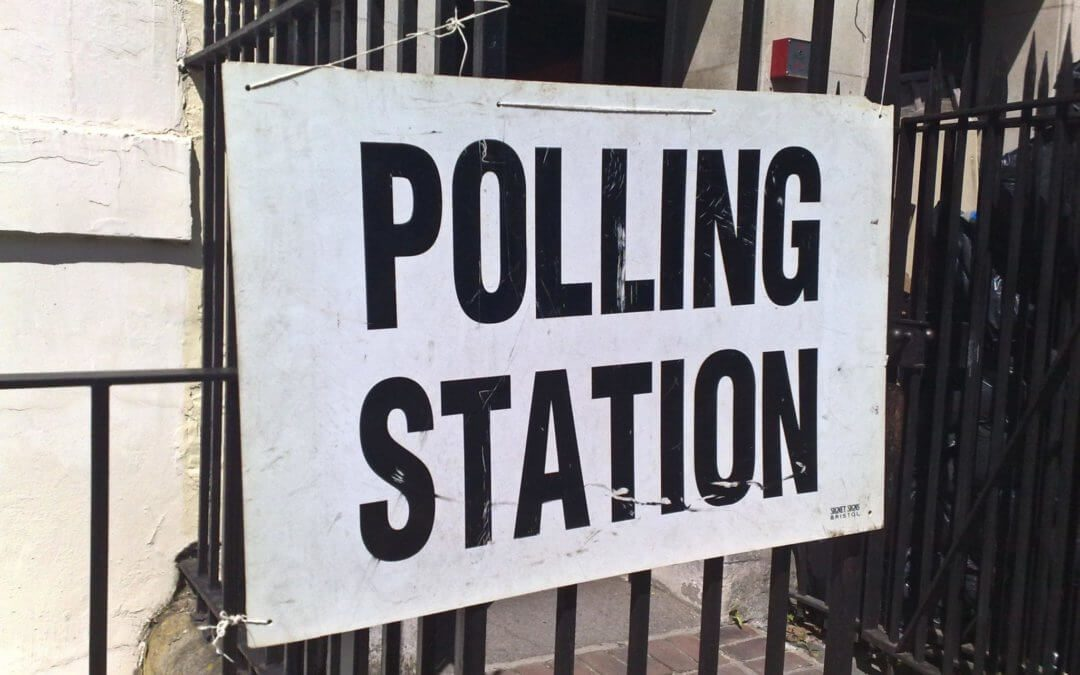 It's UK election day…high turnout expected