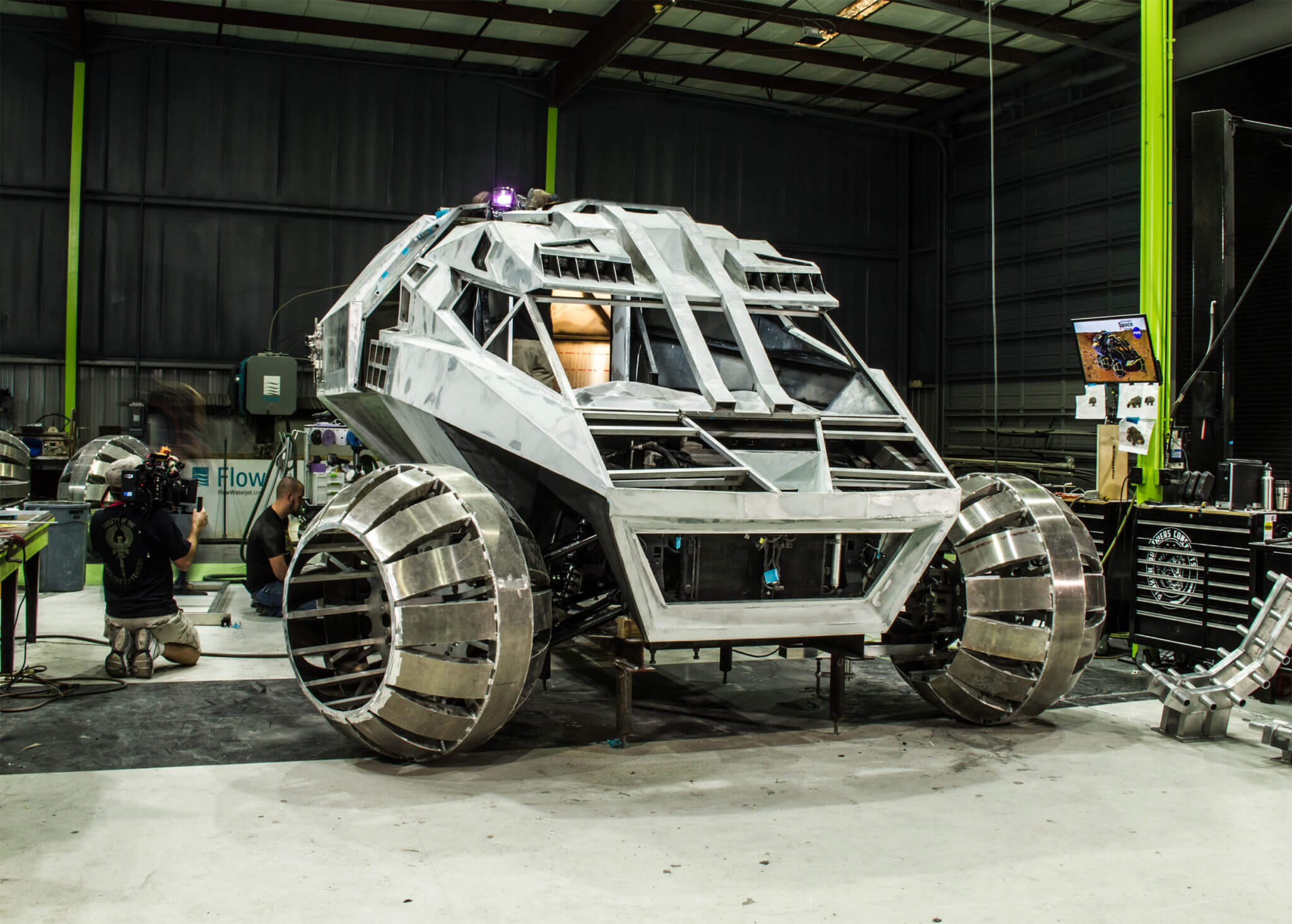 what was the design for the mars rover - photo #44