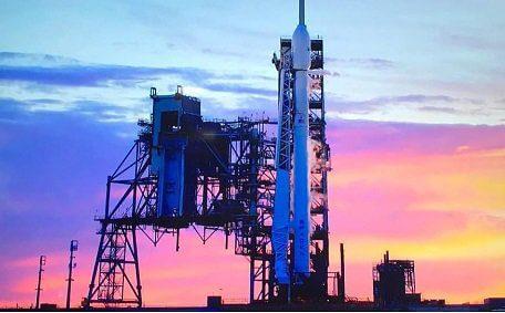 Intelsat 35e is launched into advantageous super-synchronous transfer orbit by Falcon 9