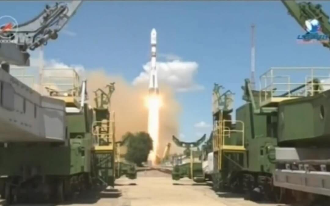 Keeping up with the Indians – Russia launches Soyuz rocket carrying 73 satellites