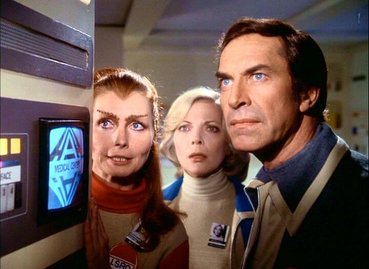 On a Sadder Note: Space 1999 actor and Oscar winner Martin Landau passes away
