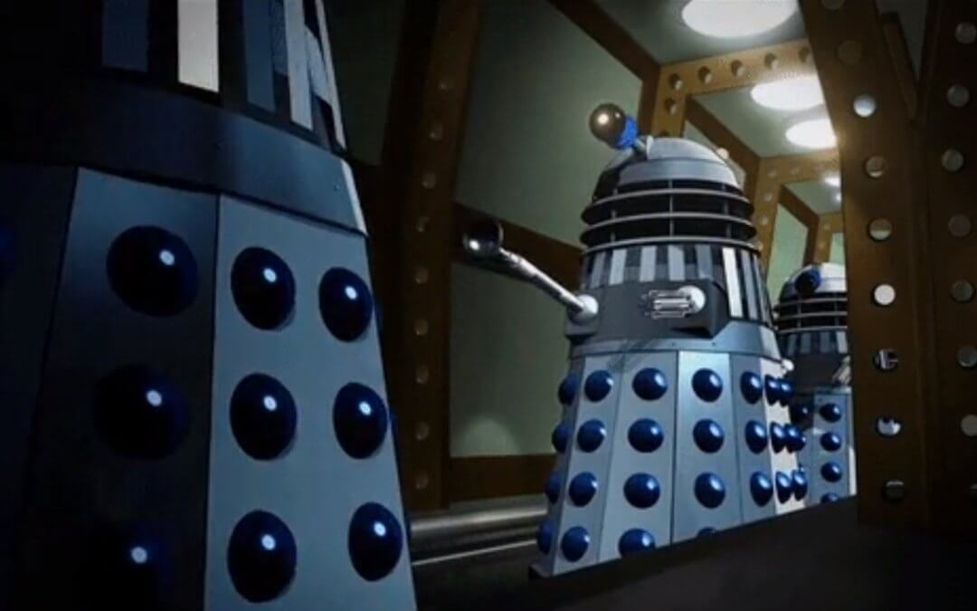 On a lighter note: Sexists, intellectuals, dimwits and Daleks exchange quips on new Doctor Who