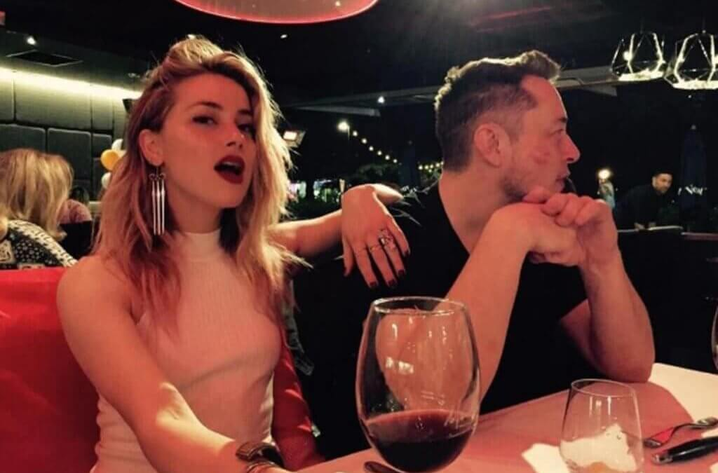 Elon Musk splits from Amber Heard