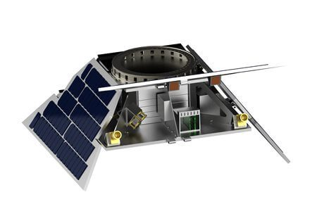 SSTL-built Faraday small satellites to carry hosted payloads as its main mission