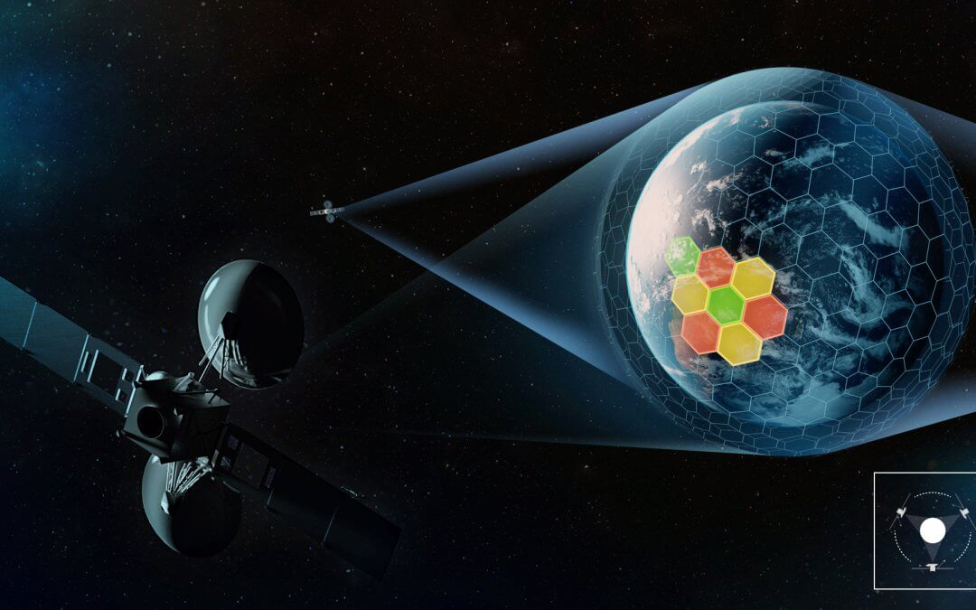 The Audacity of Audacy: Clyde Space to build cubesat prototypes for data relay system