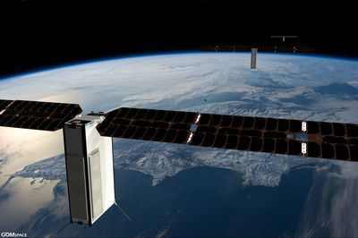 Constellation news: Gomspace gets amended order while Soyuz gets Helios Wire prototype launch