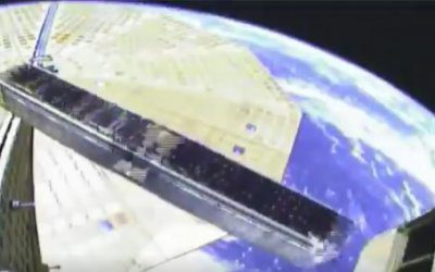 Torpedoes away: Cygnus OA-8 is released from ISS then fires off its own passenger sats