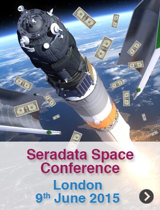 Just One Month to go before the Seradata Space Conference