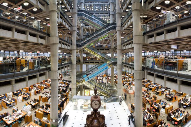 On a lighter note: Underwriters (and wily brokers) can still drink at lunchtime but lowly Lloyd's workers are crestfallen by ban