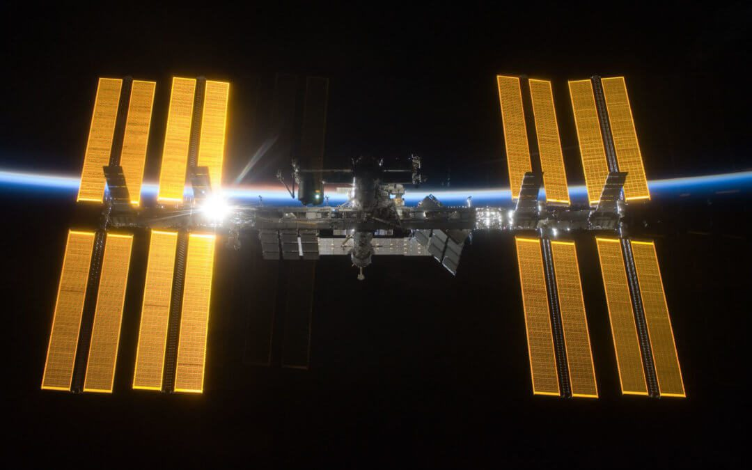 Spacewalkers have to switch out already changed battery on ISS