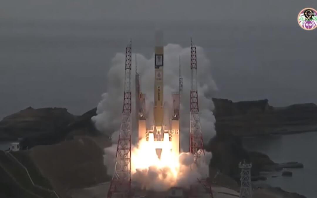 Japan launches second GPS augemntation satellite QZS-2