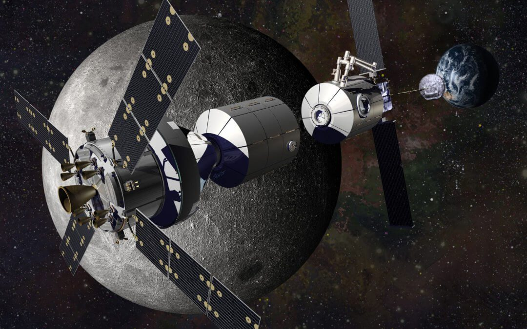 Roscosmos makes surprise move to join NASA in lunar orbital space station project