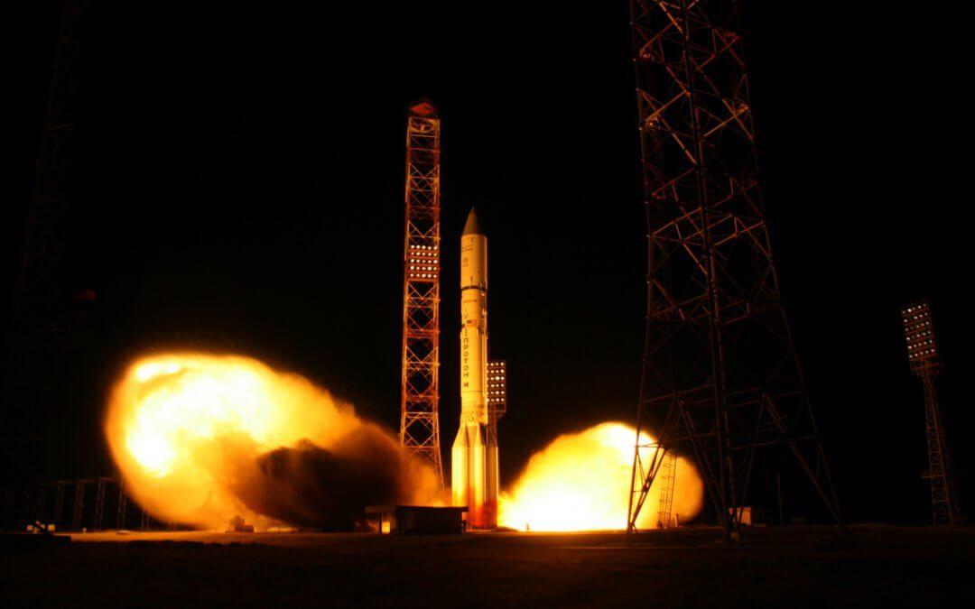 Proton M successfully lofts Asiasat 9 comsat into orbit