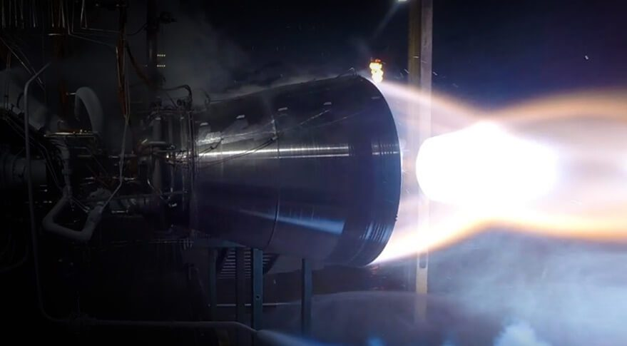 US DoD awards SpaceX US$40 million for Raptor engine development as Blue Origin fires up BE-4 engine