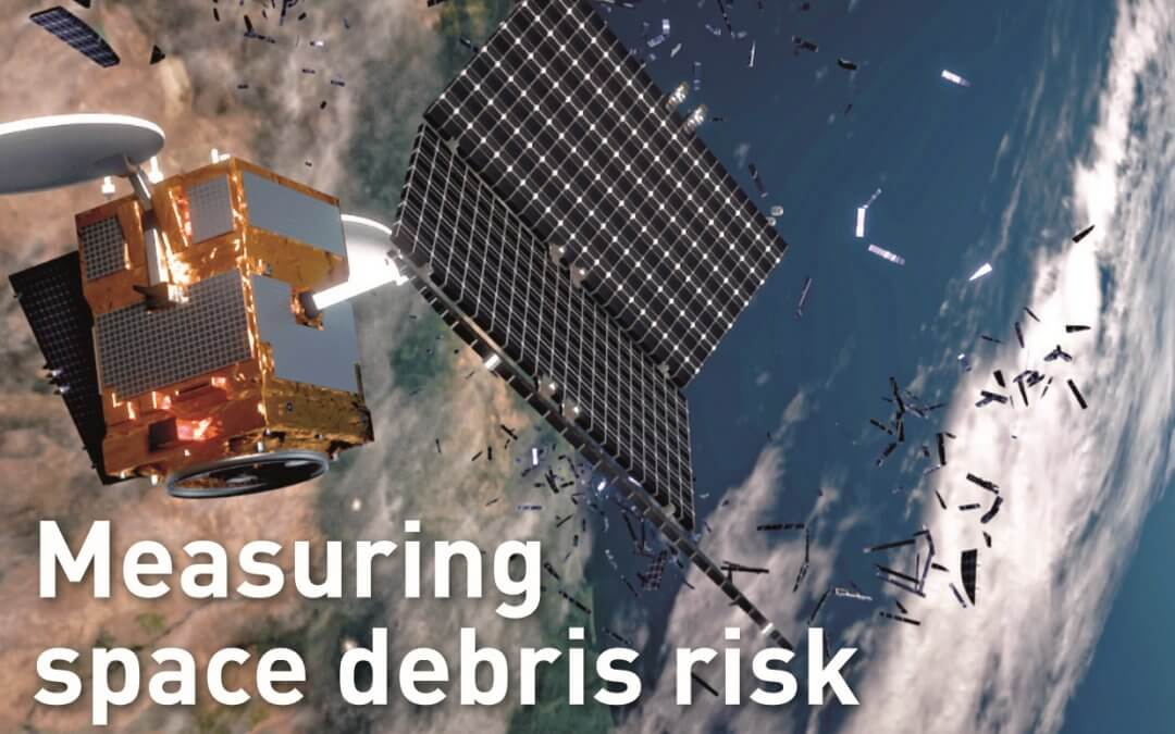 Analysis: Measuring space debris risk