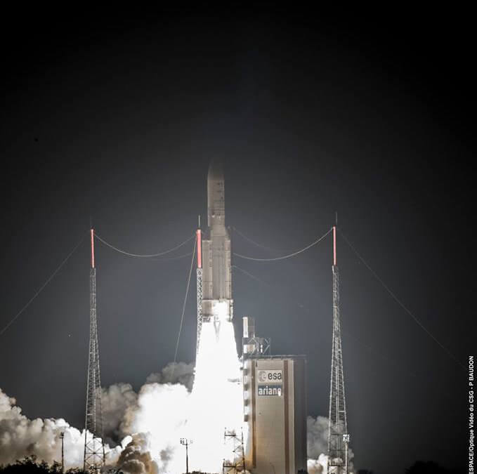 Last 10 Ariane 5 rockets are ordered leaving 23…as Arianespace looks next to Ariane 6
