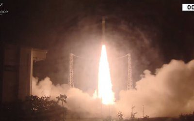 Spaceflight takes out two launch bookings of Vega rockets