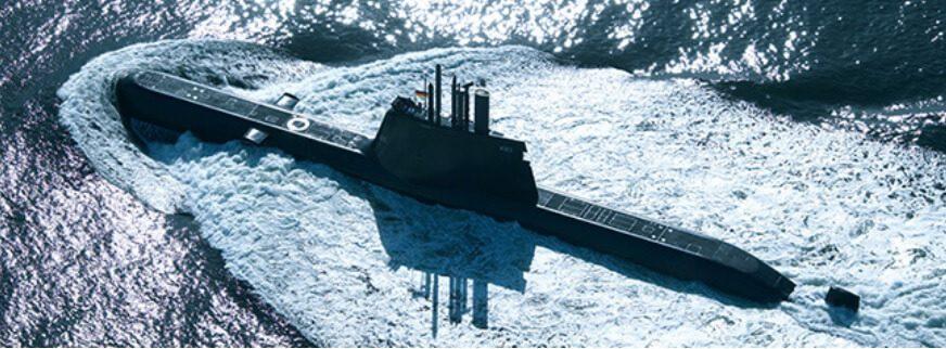 Submarines look to Ka-band to increase bandwidth of satellite burst transmissions