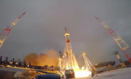 Russia launches electronic intelligence satellite Cosmos 2524 in quick Soyuz 2 operational return