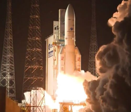 Normally reliable Ariane 5 rocket shoots in wrong direction leaving SES-14 and Al Yah 3 in ramped up inclination transfer orbit