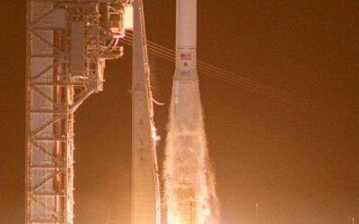 ULA Atlas rocket puts SBIRS GEO-4 early warning sat into orbit