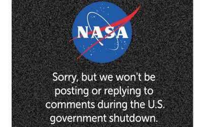 Analysis: Launch shutdown caused by US Government shutdown was caused in turn by Trump's divisiveness