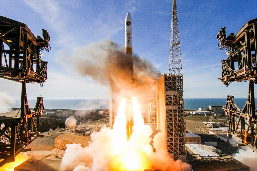 Topaz V radar satellite launched by ULA Delta IV as NRO L-47 payload