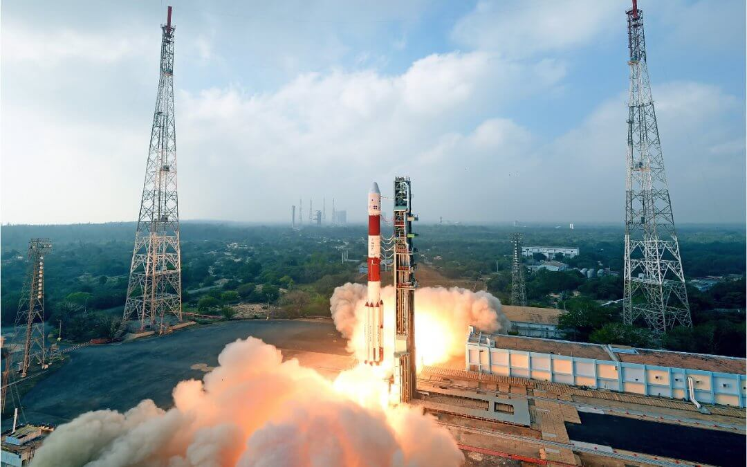 ISRO conducts its first launch of the year with a PSLV carrying the seventh Cartosat-2 satellite and multiple co-payloads