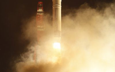 JAXA launches ASNARO-2 with Epsilon rocket