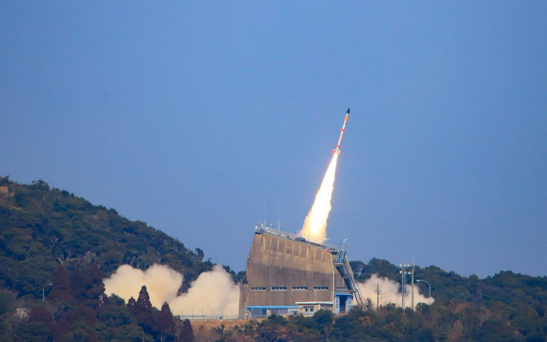 Micro-launcher era begins with launch of Japanese SS-250-5 carrying cubesat TRICOM-1R