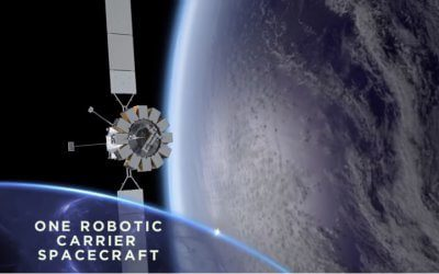 SATELLITE 2018: Orbital ATK and SpaceLogistics introduce next-generation of in-orbit servicing vehicles