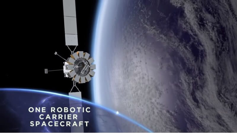SATELLITE 2018: Orbital ATK and SpaceLogistics introduce next-generation of in-orbit servicing vehicles
