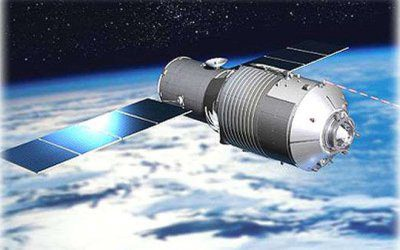 Analysis: Tiangong 1 is likely to re-enter with debris falling back to Earth next week
