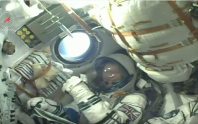 Analysis: Souring Russo-UK relations may mean that Tim Peake has to fly to ISS on another ship