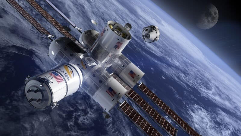 Holidays in space might just become a reality as Aurora Space Hotel starts taking reservations