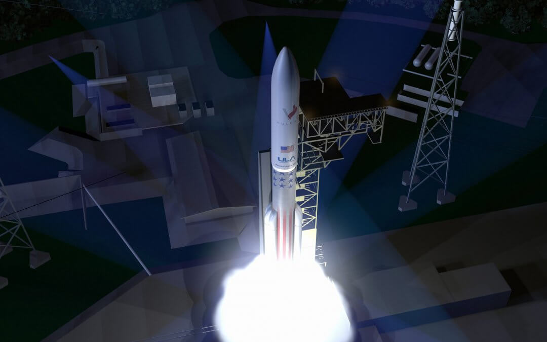 AFRL NTS-3 sat to launch on a ULA Vulcan