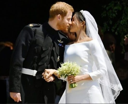 Royal Wedding wows billions of TV viewers as they watch live