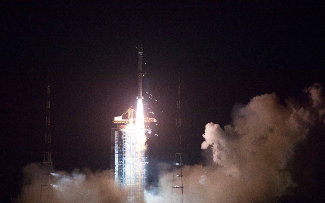 China launches GAOFEN remote sensing satellite