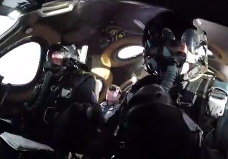 Virgin Galactic's SpaceShipTwo VSS-Unity makes another atmospheric suborbital test flight
