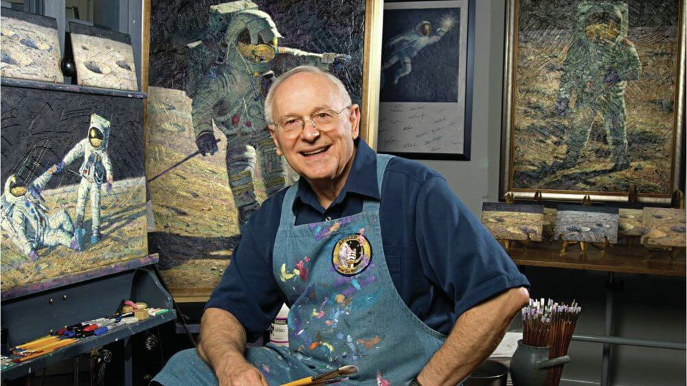 On a sadder note: World loses another moonwalker as Apollo 12's Alan Bean passes away