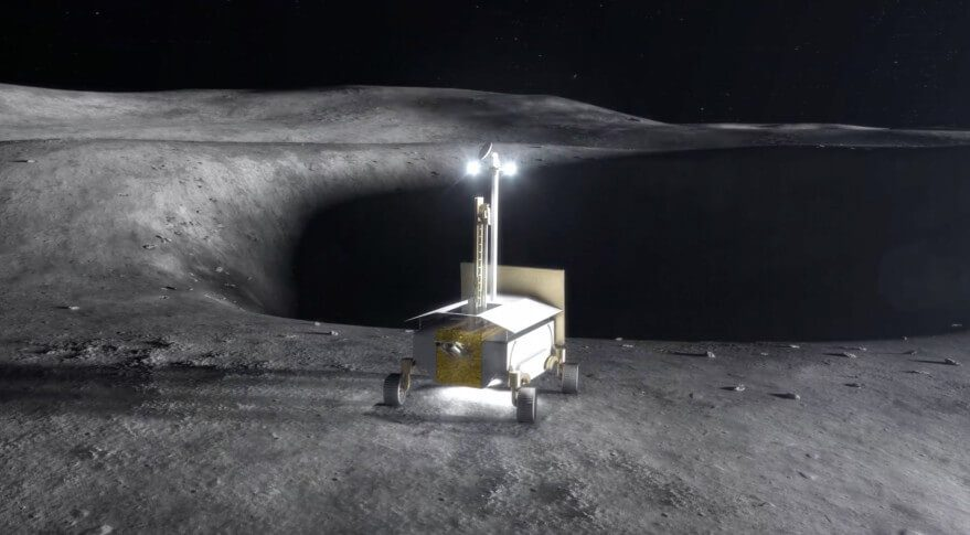 NASA asks commercial companies for lunar lander designs after Lunar Resources Prospector rover is canned