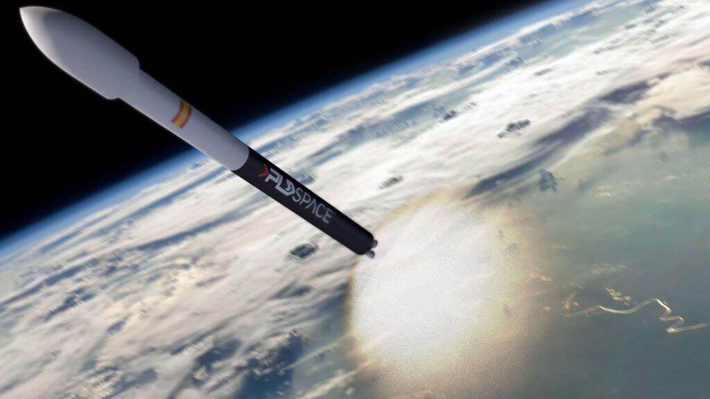 Resultado de imagen de orion-2 pld space