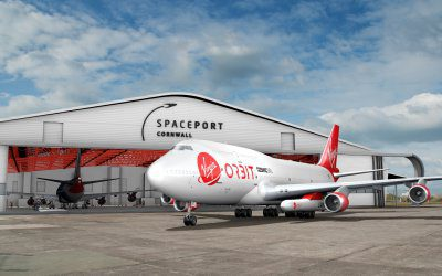 Team Artemis constellation to be built for RAF by SSTL with Virgin Orbit getting the launches